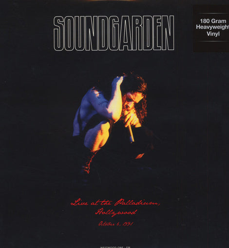 SOUNDGARDEN • LIVE AT THE PALLADIUM HOLLYWOOD