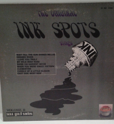 INK SPOTS • THE ORIGINAL INK SPOTS SINGS