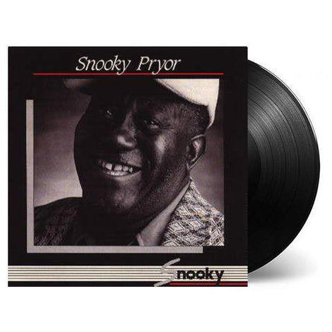 SNOOKY PRYOR • SNOOKY