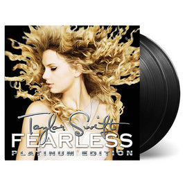 TAYLOR SWIFT • FEARLESS (PLATINUM EDITION)