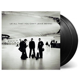 U2 • ALL THAT YOU CAN'T LEAVE BEHIND • 20TH ANNIVERSARY REMASTER  • 2 LP • 180 GRAM