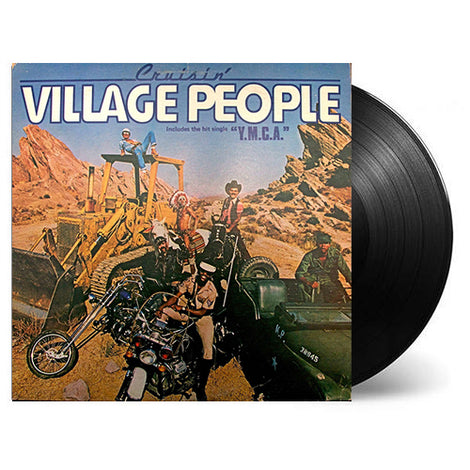 VILLAGE PEOPLE • CRUISIN' • CUT-OUT