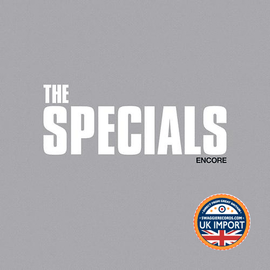[CD] THE SPECIALS • ENCORE • 2 DISC DELUXE EDITION ONLY $4.99 • INCLUDES LIVE DISC • U.K. IMPORT