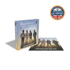 DOORS • WAITING FOR THE SUN • 500 PIECE JIGSAW PUZZLE • U.K. IMPORT
