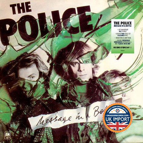 POLICE • MESSAGE IN A BOTTLE • RECORD STORE DAY 2019 EXCLUSIVE • 2 X 7