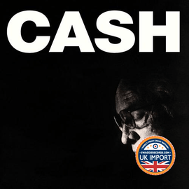 [CD] JOHNNY CASH • AMERICAN IV: THE MAN COMES AROUND • U.K. IMPORT