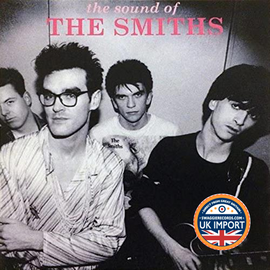 [CD] THE SMITHS • THE SOUND OF THE SMITHS • U.K. IMPORT
