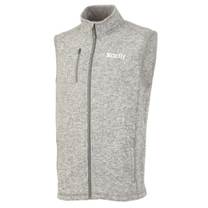 Charles River Heathered Vest