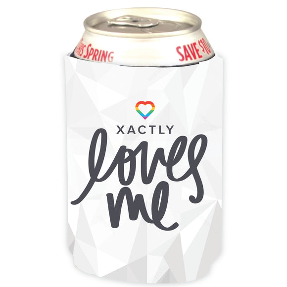 Insulated Beverage Koozie - Diversity Logo