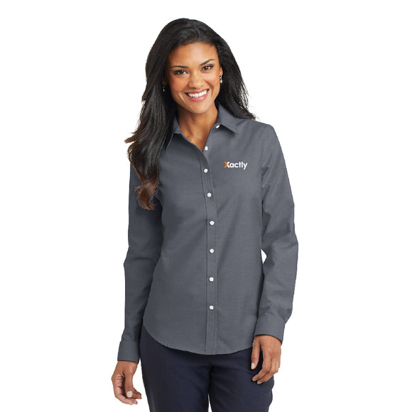 Port Authority® Ladies' Oxford Shirt