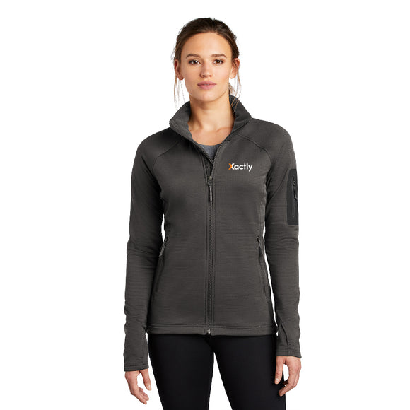 The North Face® Ladies' Full-Zip Fleece