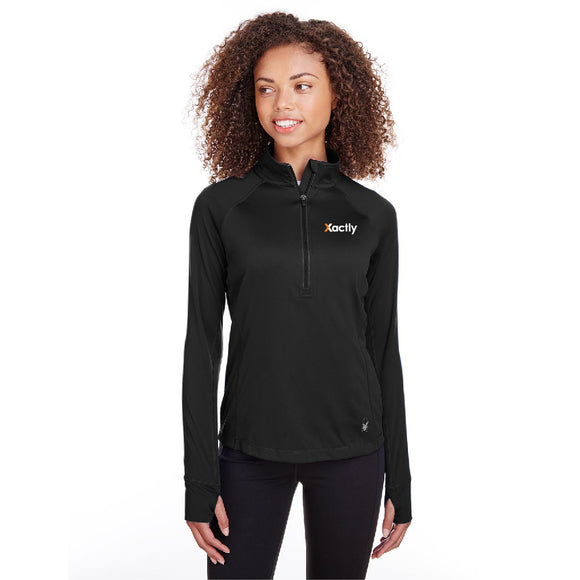 Spyder Ladies' Half-Zip Pullover