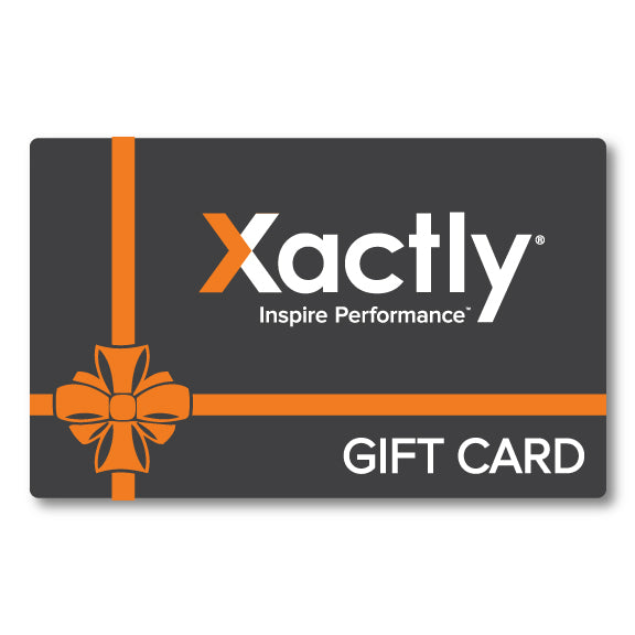Xactly Store Gift Card