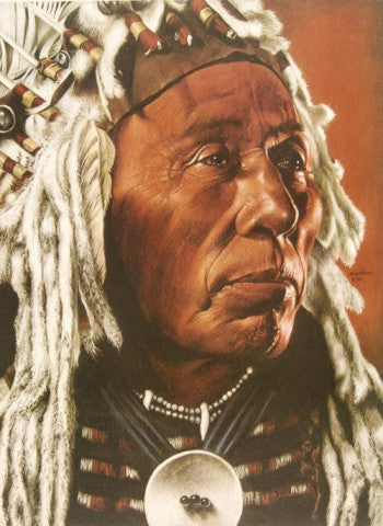 Chief Red Wing