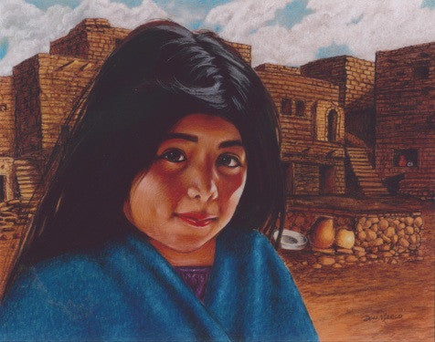 Child of the Pueblo