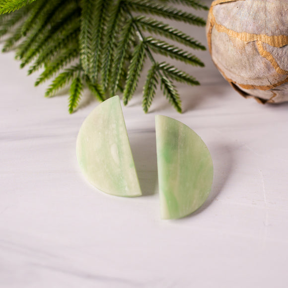 Jaded Earrings by Street Spirit Jewelry