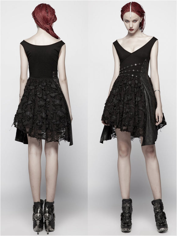 Girl Stalker Dress by Punk Rave