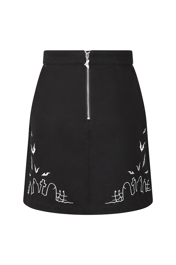 CULLEN MINI SKIRT Plus Size