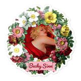Becky Sinn Bubble-free stickers