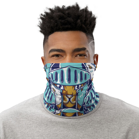 Cat Knight Neck Gaiter