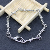Barbed Wire Jewelry