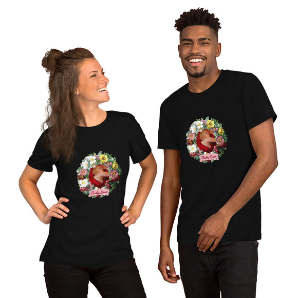 Becky Sinn Short-Sleeve Unisex T-Shirt, Plus (4x)