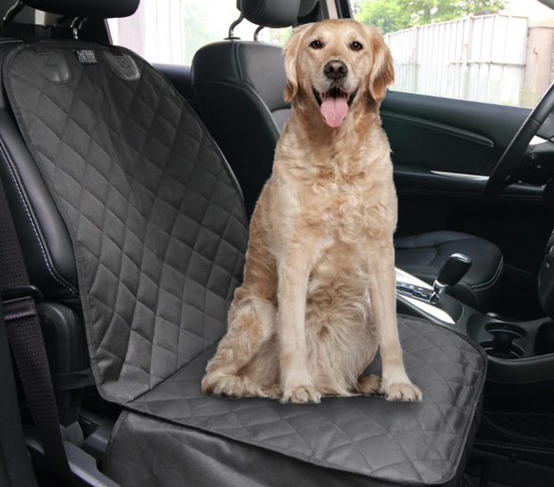 Front Seat Cover - Dog