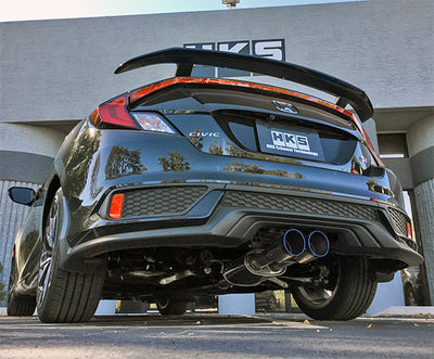 HKS Hi Power Exhaust Civic Si 2 Door