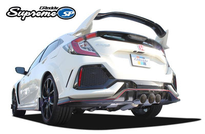 GReddy 2017+ Honda Civic Type-R 2.0T Supreme SP Exhaust (HG)