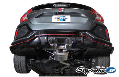 GReddy 2017+ Honda Civic Type-R 2.0T Exhaust