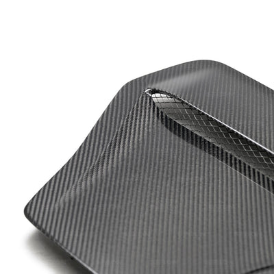 OEM-STYLE CARBON FIBER HOOD SCOOP FOR 2017-2020 HONDA CIVIC TYPE R