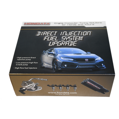 Hondata Civic Type R FK8R Fuel System Upgrade
