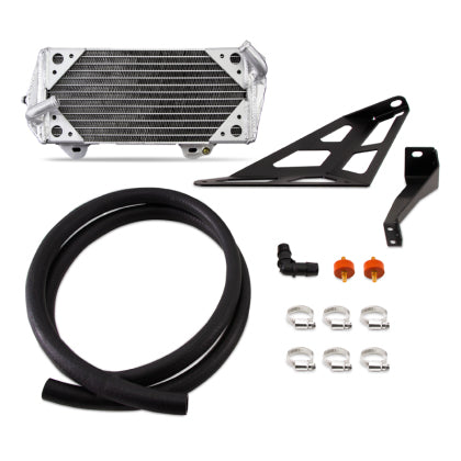 Mishimoto Secondary Race Radiator FK8R