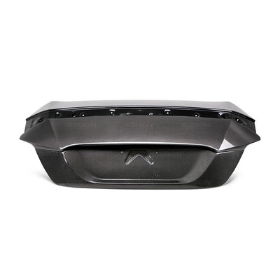 CARBON FIBER TRUNK LID FOR 2016-2020 HONDA CIVIC COUPE