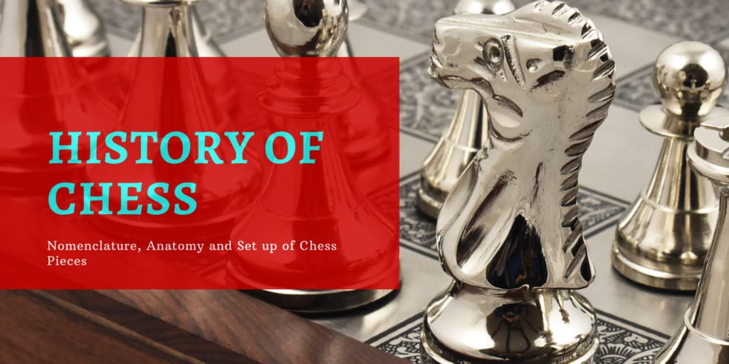 Nomenclature | Anatomy | Set up of Chess Pieces