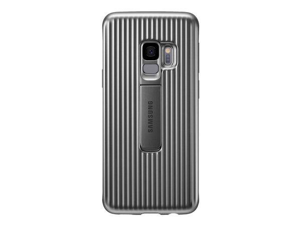 Samsung Protective Standing Cover EF-RG960 - Sølv - Galaxy S9