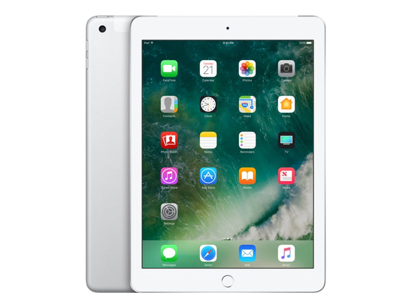 "Apple iPad - 6. generation - 128 GB - 9.7"" - Sølv"