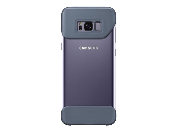 Samsung 2Piece Cover EF-MG955 - Violet - for Galaxy S8+
