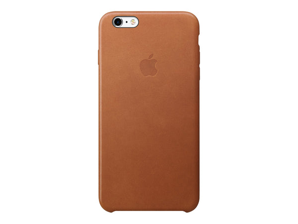 Originalt læder cover til iPhone 6 Plus & 6s Plus - sadelbrun