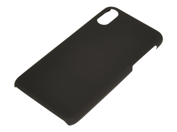 Sandberg Cover til Apple iPhone X og XS i sort (Hard cover)