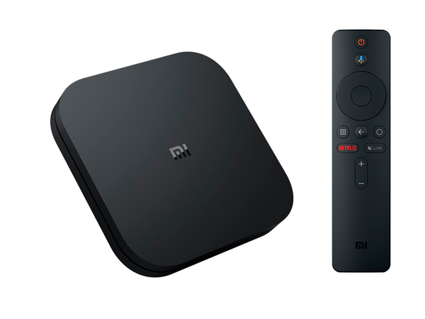 Xiaomi Mi TV (4K Android TV Box)