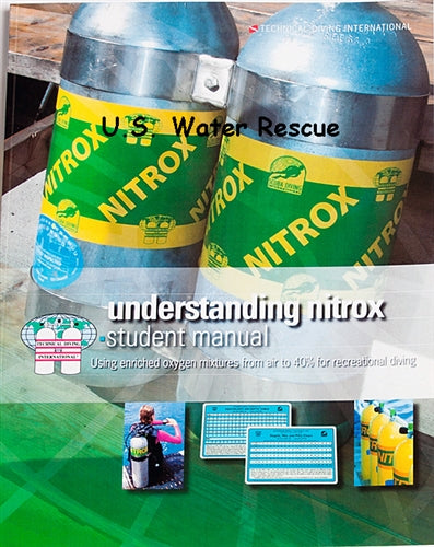 TDI Nitrox Manual with Knowledge Quest