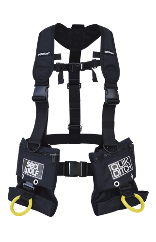 SEASOFT SEAWOLF Weight Harness