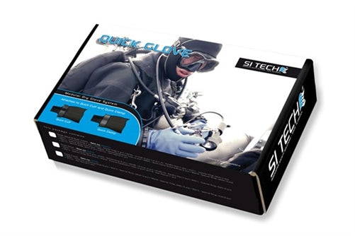 Si Tech Quick Glove & Quick Clamp