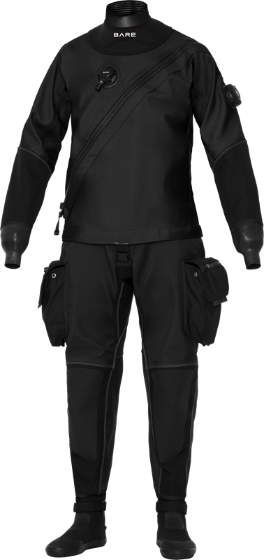BARE EXPEDITION HD2 TECH DRY DRYSUIT