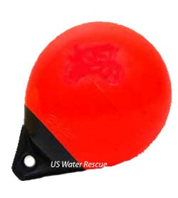 Inflatable Buoy, Red 12""