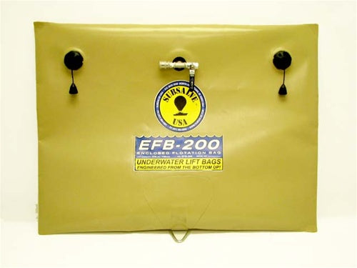 Subsalve 200 lb Enclosed Flotation Bag