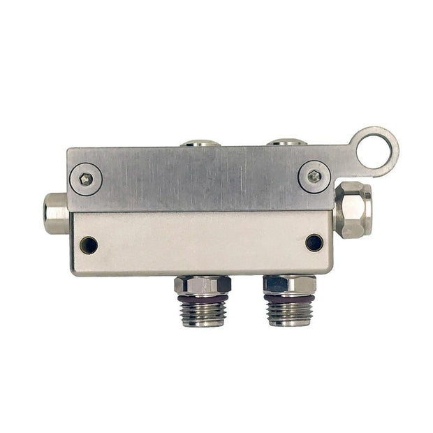 OmniSwivel Gas Switch Block