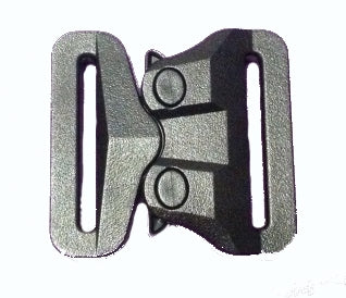 GT Cobra Polymer Fixed Buckle 1.75""