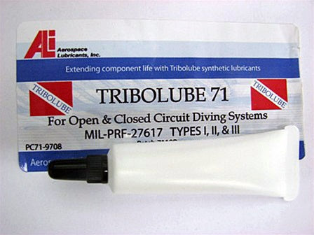 Tribolube 71 Resealable Tube (14g)